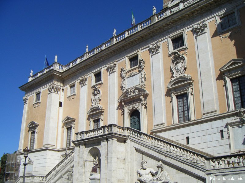 Roma - Piazza Campidoglio