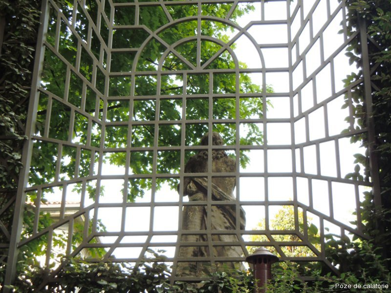 Gradina Botanica Brera - Milano