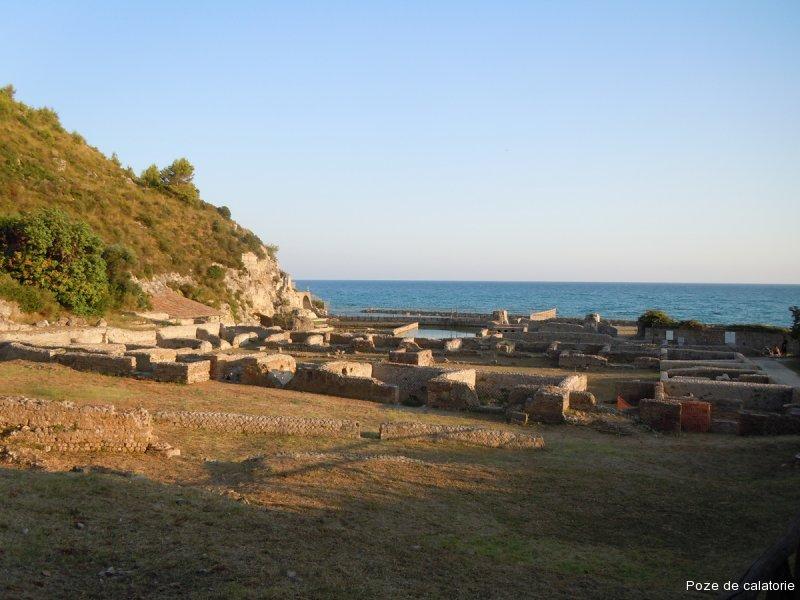 Sperlonga - Grota lui Tiberius