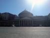 Napoli - Piazza Plebiscito - Basilica San Francesco di Paola