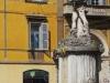 Reggio Emilia - Statua del Crostolo