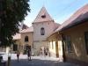 Sibiu - Piata Huet - Turnul Scarilor