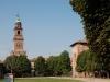 Castello Sforzesco - Torre del Bramante