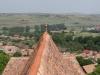 Viscri - Vedere din turnul bisericii