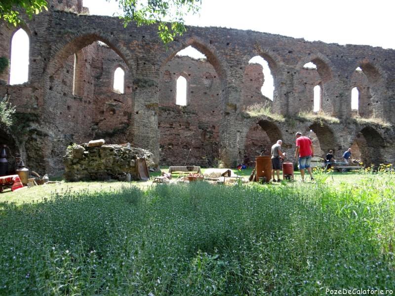 Cetatea din Slimnic