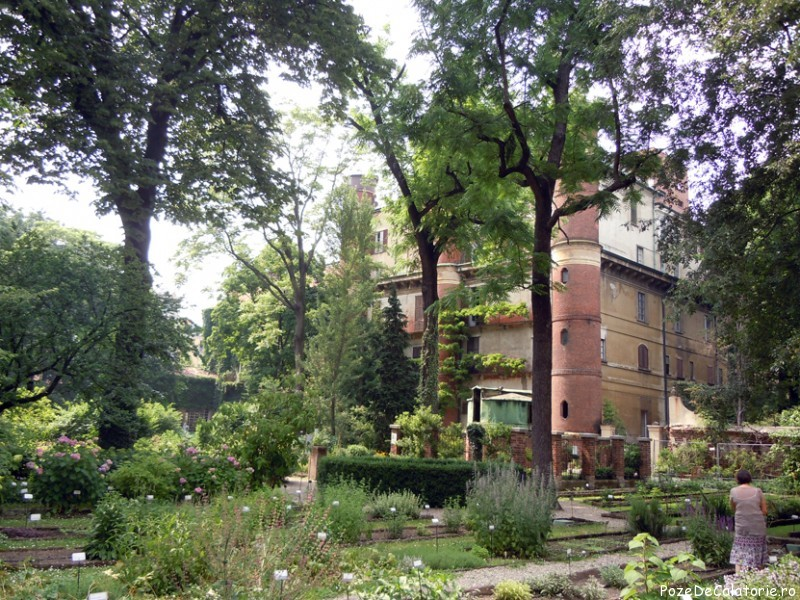 Gradina Botanica Brera