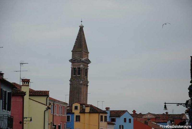 Campanile di San Martino - Burano