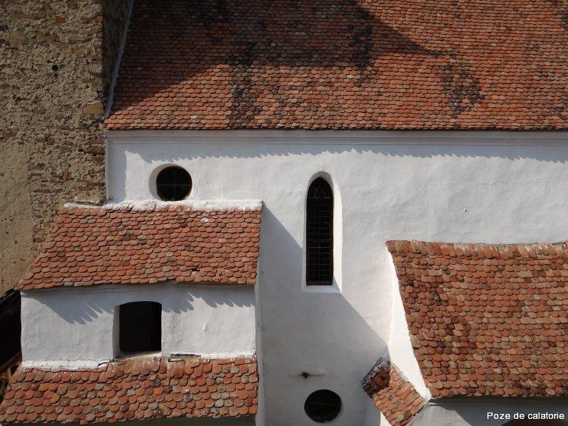 Biserica fortificata din Viscri